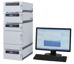 HPLC LC 4000 JASCO