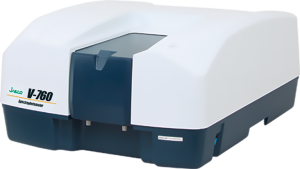Spectrophotometer V760 JASCO