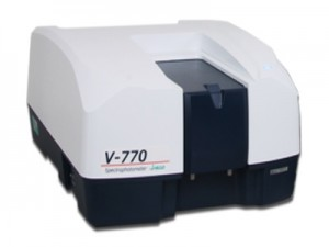 Spectrophotometer V770 JASCO