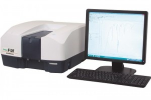 Spectrophotometer V750 JASCO