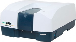 Spectrophotometer V780 JASCO